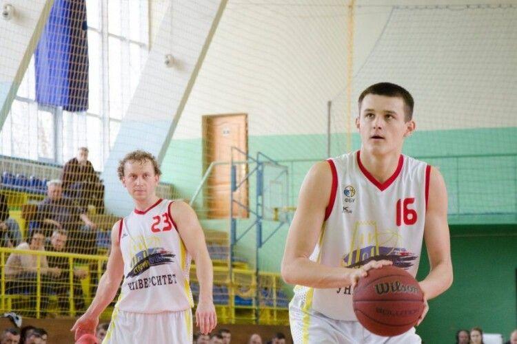 Волинянин – в топ-5 світового рейтингу баскетболу 3х3