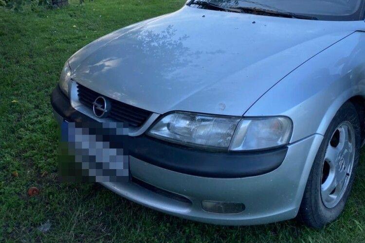 Взяв ремонтувати і продав: волинянина впіймали на угоні авто