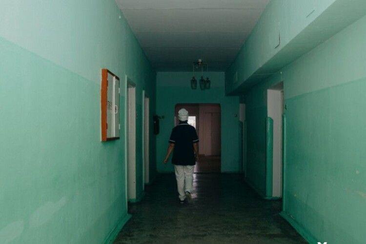З початку карантину у Нововолинській лікарні звільнилося 42 працівники