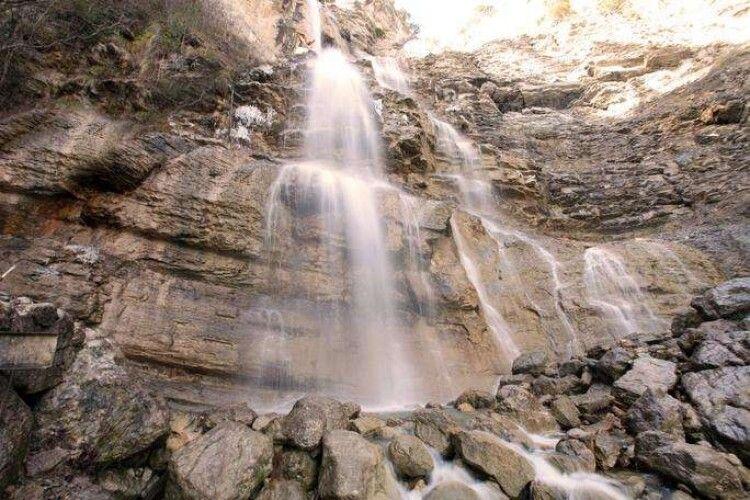 В окупованому Криму пересох найбільший водоспад
