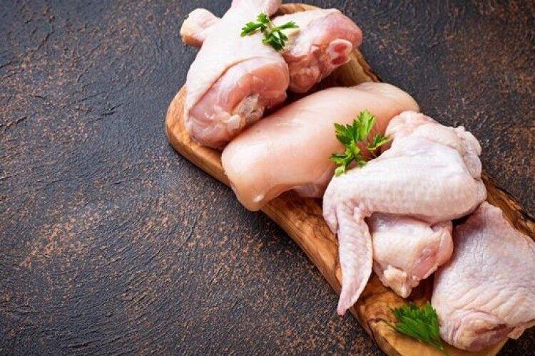 Україна оновила рекорд експорту курятини