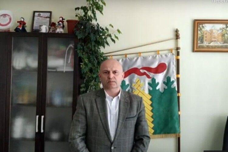 Ківерцівській громаді передали комунальне майно району