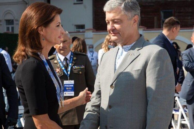 Якби ми хотіли тільки подобатися, ми б не зробили за 5 років стільки, – Марина Порошенко про президентську каденцію