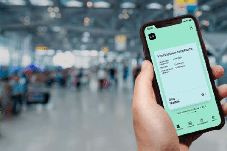 Цифровий ковідний сертифікат буде дійсним 12-місяців