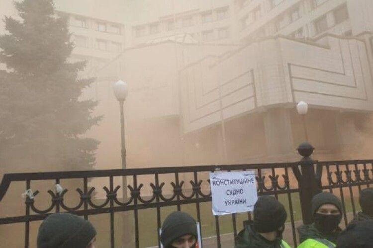 У Європарламенті висловились проти розпуску КСУ, як пропонує Зеленський