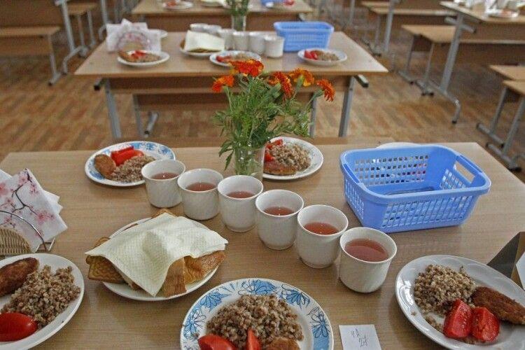 У шкільній їдальні отруїлись близько 50 дітей