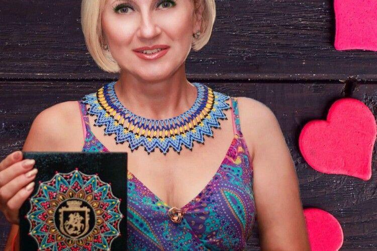 Волинська майстриня перемогла на конкурсі «Україна єдина»