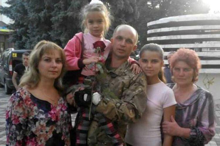 «Я любив вас усіх,  та найбільше любив Україну…»