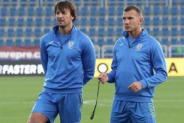 45-річний Шовковський може зіграти у середу проти Франції