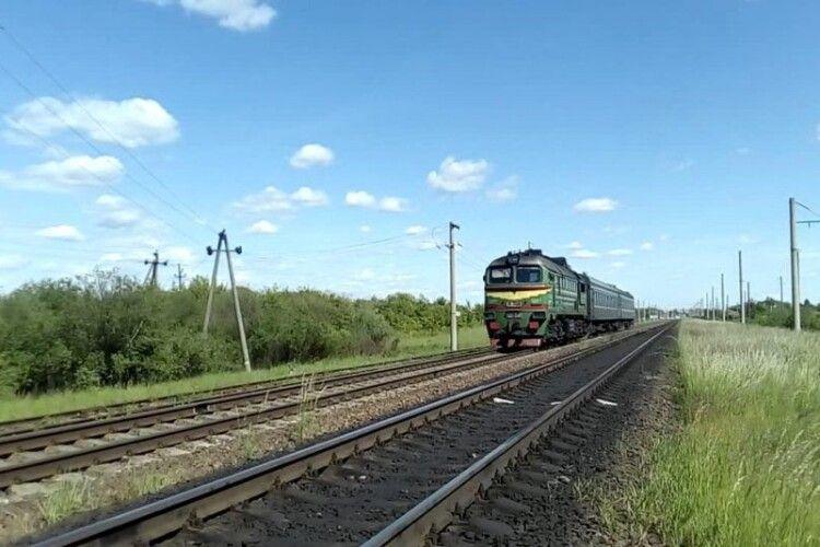 На Волині відновлюють рух приміського поїзда «Ковель – Ягодин»: розклад
