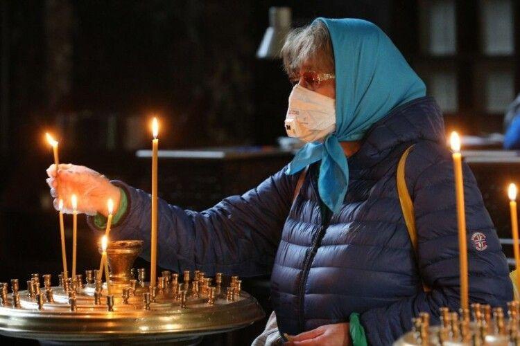 Епіфаній розповів, як українці зможуть освятити паску на Великдень в умовах карантину