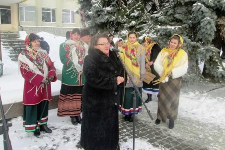 Передсвятковий ярмарок відбувся на Горохівщині