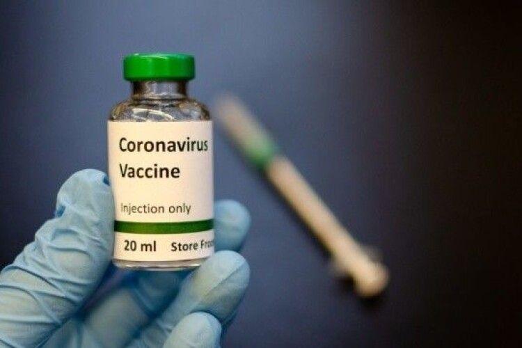 Вже з 11 грудня планують розпочати вакцинацію проти коронавірусу