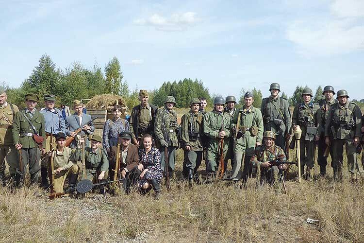 У запекломубою знацистами перемогли вояки УПА