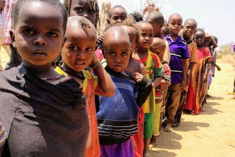 В африканській країні стрімко поширюються холера та малярія