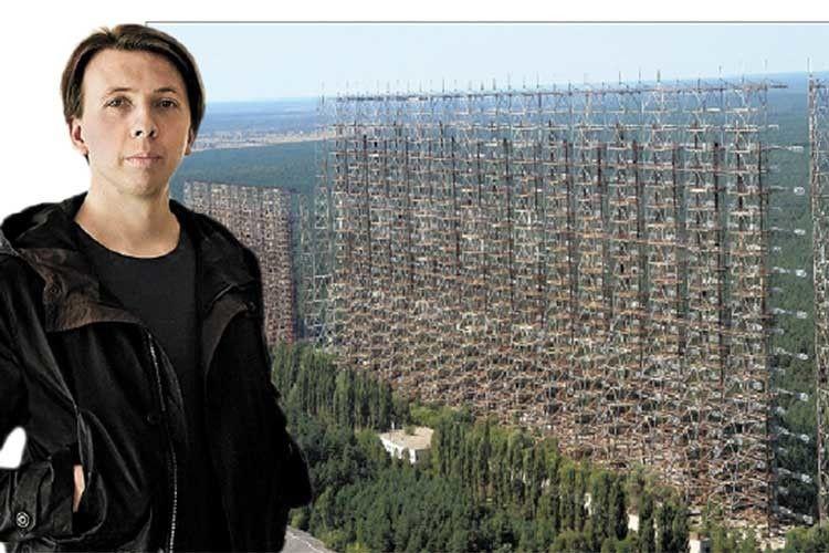 Чорнобильська зона для нього– це храм