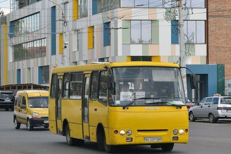 Луцькі перевізники пропонують збільшити вартість проїзду в маршрутках