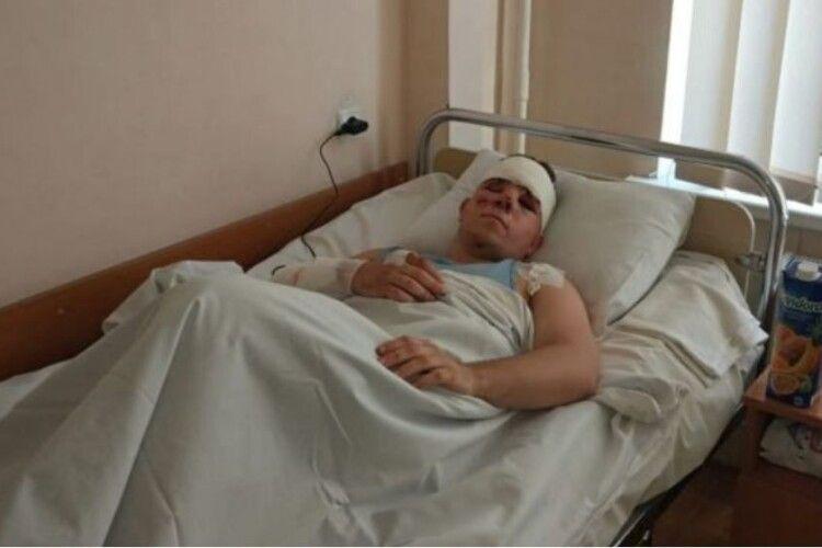 Слідчі ДБР допитали курсанта, який вижив у авіакатастрофі на Харківщині (Відео)