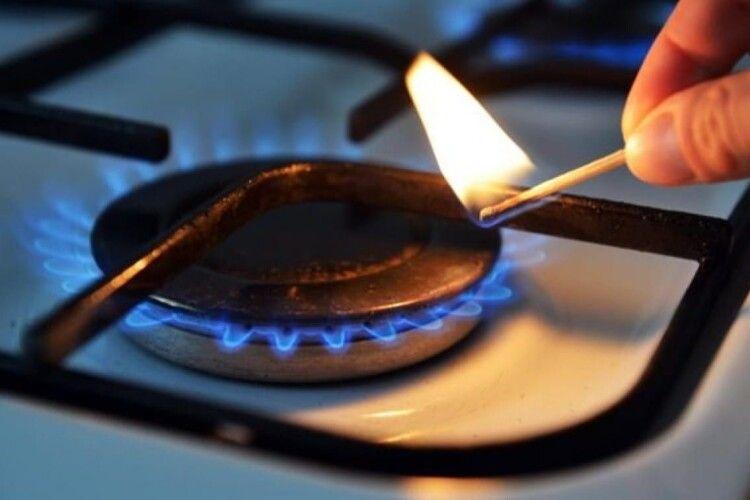 «Волиньелектрозбут» продаватиме газ дешевше встановлених Кабміном цін