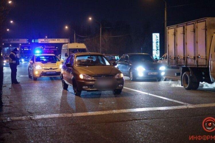 У водія час руху автівки зупинилося серце (Фото)
