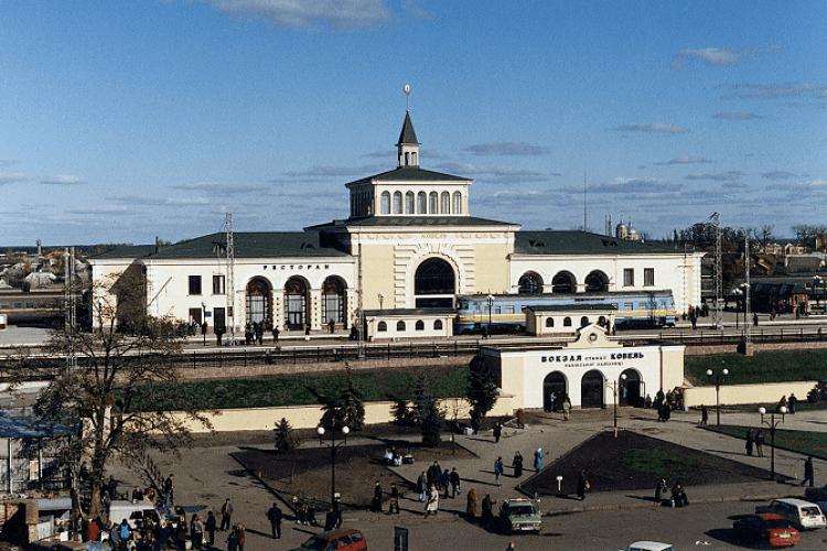 У місті на Волині візьмуться за реконструкцію Привокзальної площі