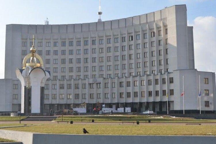Оголосили результати виборів до Волиньради (Офіційно)