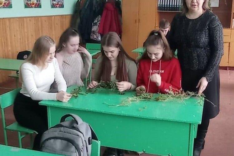 Природоохоронці розповіли дітям, що ліс – це життя