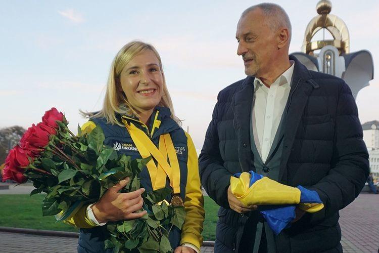 Волинь зустріла золоту медалістку, яка показала клас у Австралії! (Фото)