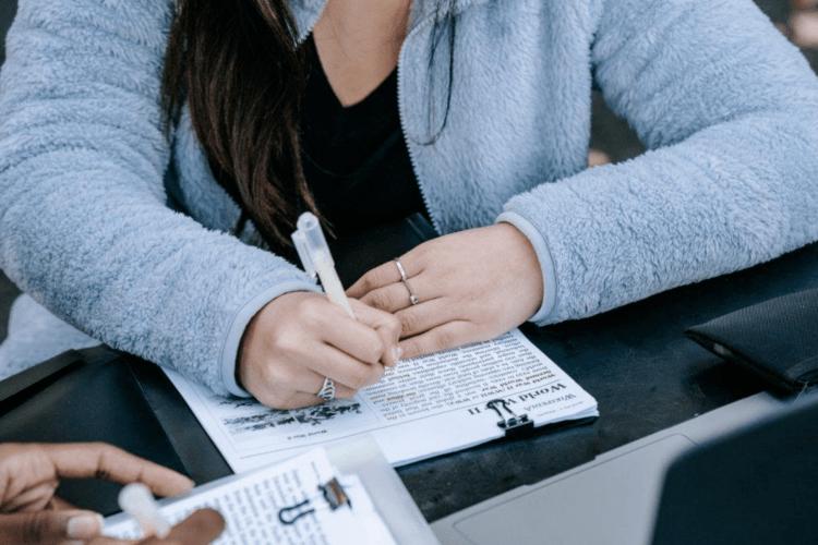 Оформлення контрольної: зразок, правила, титульний лист. Важливі особливості