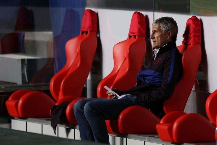 Після ганебної поразки від «Баварії» «Барселона» звільнила головного тренера