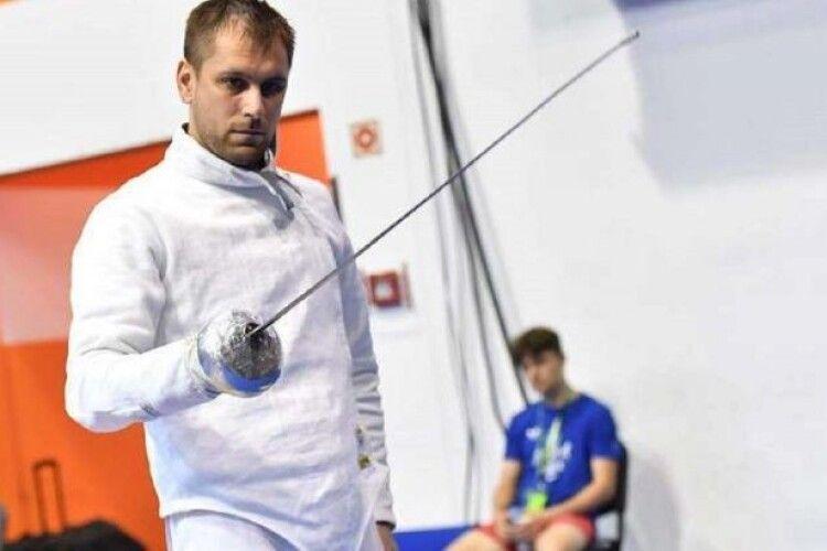 Український шпажист вийшов у півфінал Олімпійських ігор