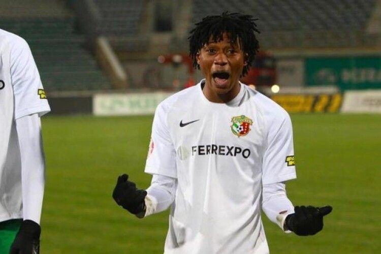 Чи стане ганський захисник першим темношкірим гравцем збірної України