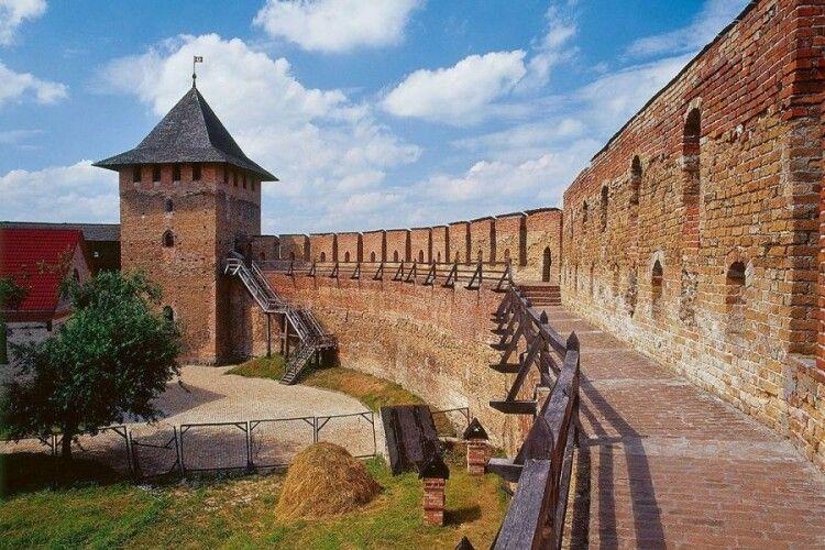 У Луцьку є 125 пам'яток національного та місцевого значення