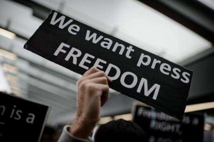 Україна закликає посилити тиск на Росію для звільнення кримських журналістів