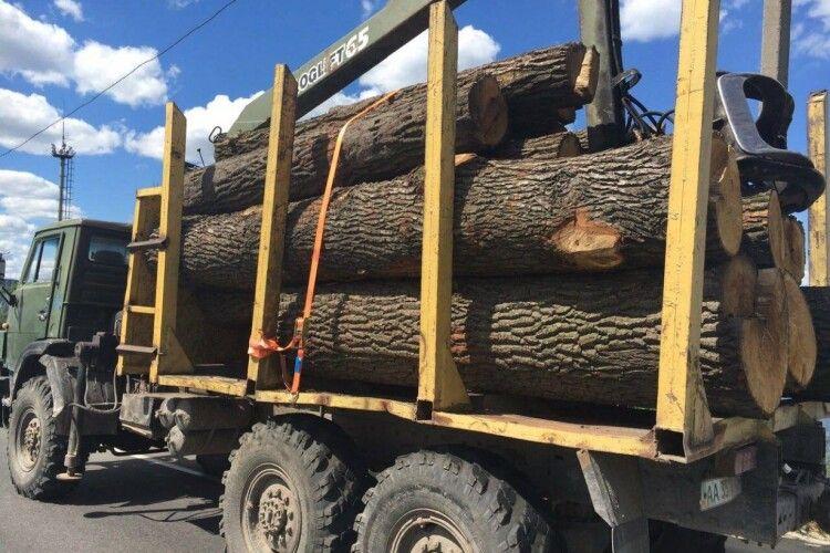 Деталь від лісовоза вбила дитину: на Рівненщині судитимуть відповідального за техніку