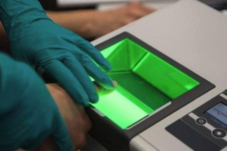 На кордоні України біометричні дані взяли у 42 тисяч росіян
