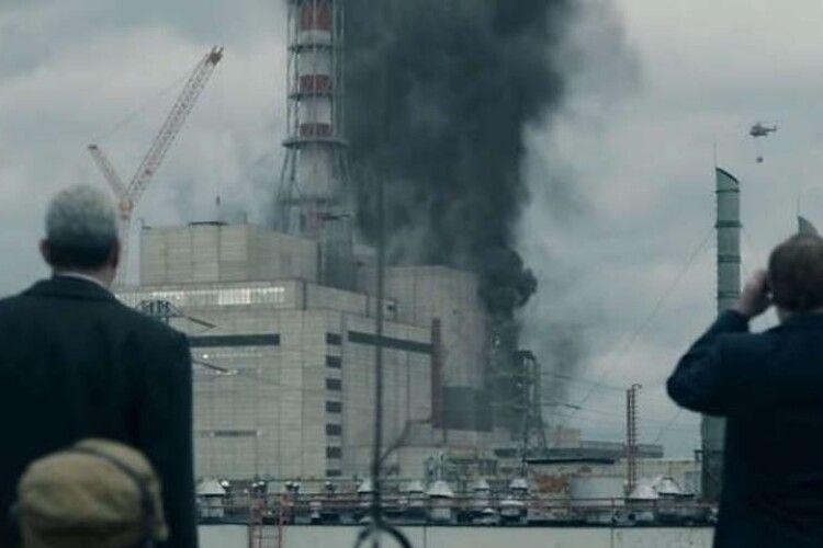 Серіал «Чорнобиль» отримав «Золотий глобус»