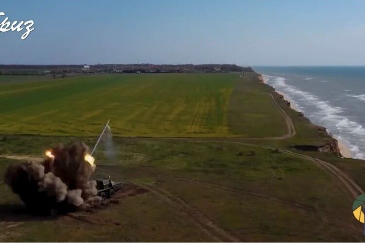А ви вже бачили випробування українських ракетних комплексів? (Відео)