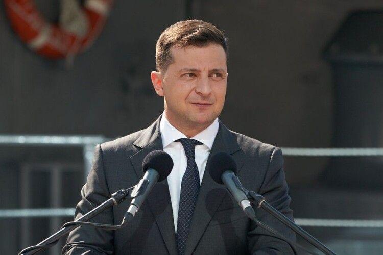 Зеленський обіцяє санкції проти олігархів (Відео)