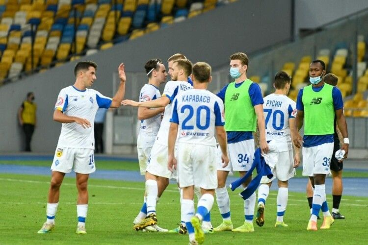Визначилися усі можливі суперники київського «Динамо» у кваліфікації Ліги чемпіонів