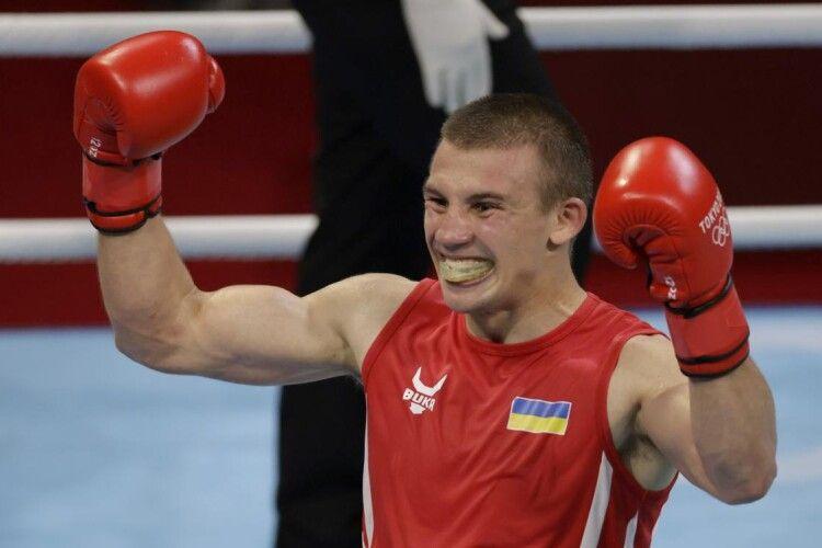 Українця Олександра Хижняка визнали найкращим боксером 2021 року серед аматорів