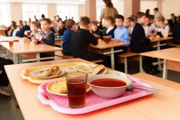 У Рожищі за харчування в дитсадках батьки платитимуть 60 відсотків вартості обіду