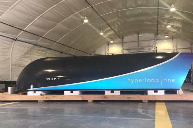 Маску дозволили бурити тунель під Вашингтоном для поїздів Hyperloop
