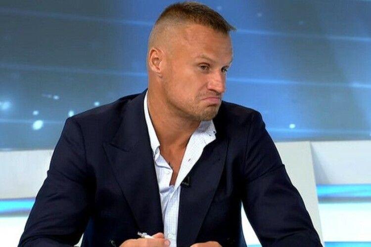 Патрульні зупинили на авто ексфутболіста Шевчука з ознаками алкогольного сп'яніння (Відео)
