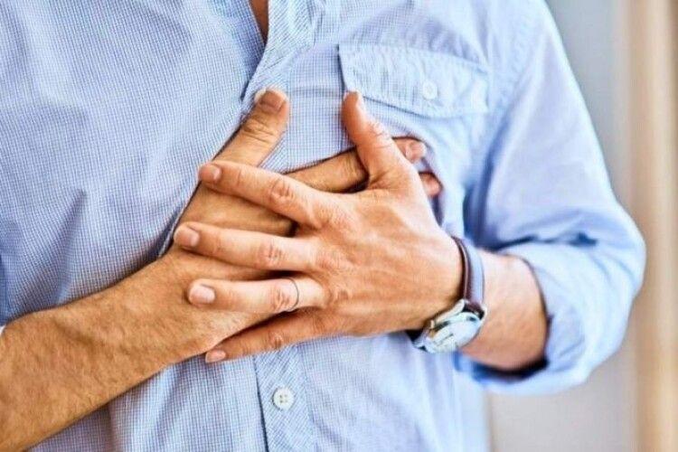 У Любомлі чоловік помер від серцевої недостатності, а не втопився