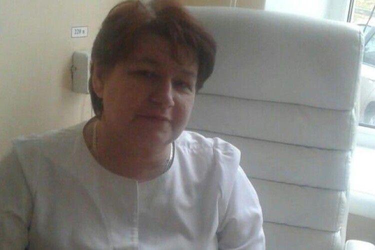 Від коронавірусу померла медсестра ковельської лікарні