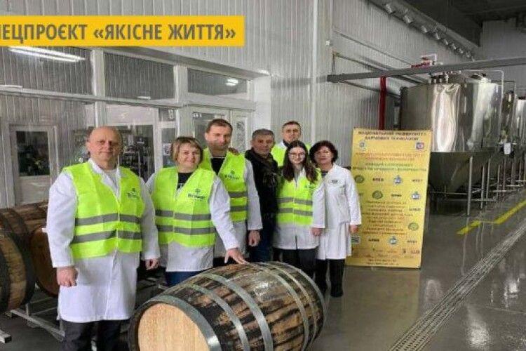 Рівненські науковці разом із пивоварами створюють новий крафтовий напій