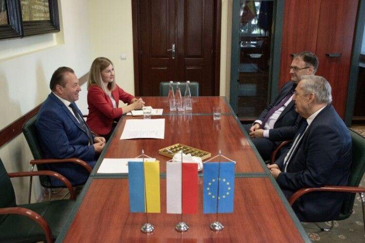 У Луцьку зміниться Генеральний консул Республіки Польща