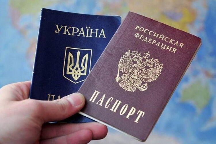 Росія заявила, що за два роки видала понад 527 тисяч паспортів жителям сходу України