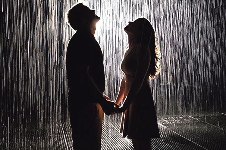 Танго з дощем. Любовна історія на вечір